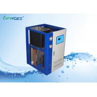 CE Industrial Water Chiller Refrigerated Plastic Water Cooled And Air Cooled Chiller Manufactures