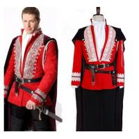 Prince costumes Wholesale Once Upon a Time Prince Charming Uniform Outfit Cosplay Costume from Once Upon a Time Manufactures