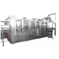 China Apple orange pulp pulpy grain granule juice bottling machine / equipment / plant / unit / system / line on sale