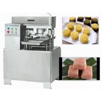 Adjustable Thickness Cake Forming Machine  ,  Pastry Press Machine Manufactures
