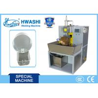Fry Basket Wire Seam / Rolling Automatic Welding Machine , Wire Basket Spot Welding Machine Manufactures