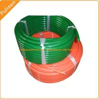 Polyurethane Green Rough Round Belt for Ceramic glazing line round belt V-belt super grip belt Manufactures