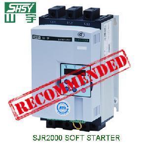 High Torque Intelligent Motor Soft Starter (SJR2 Series 5.5kw~500kw) Manufactures