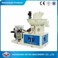 6 Ton / H Capacity Biomass Wood Pellet Equipment Stainless Steel Manufactures