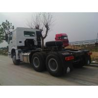 290HP 6X4 Prime Mover Truck 60Ton with EURO II Standard , The Real Helper Manufactures