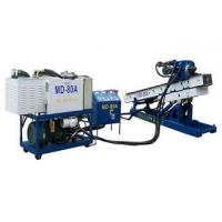 Small Skid Mounted Split Anchor Drilling Rig DTH Hammer Drill Machine Manufactures