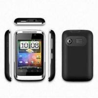 Touch Screen Mobile Phones/GSM Phones, 2.8-inch Touch Screen Display and 64 + 0MB Memory Manufactures
