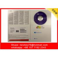 Quality 2019 Sealed Windows 10 Pro Retail Box Full Package With DVD Or USB Flash Drive for sale