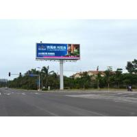 China Large Outdoor LED Billboard Screen Full Color P10 High Definition For Advertising on sale