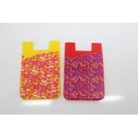 Silicone Phone Wallet Manufactures
