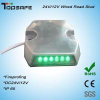 Cast Aluminum LED Reflective Wired Road Stud with CE and RoHS Manufactures