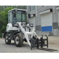 China China Best Prices 800kg 1000kg Small Size  CE Type Wheel Loader For Sale on sale