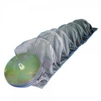 Reverse Dust Extractor Filter Bags Big Size Customized Anti Acid Low Dry Shrinkage Manufactures
