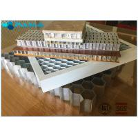 Aluminum Honeycomb Sheet Material For Aluminum Honeycomb Composite Marble Board Manufactures