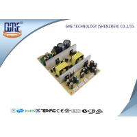 24V 4000mA 48V 2500mA Bare Plate Switching Power Supply Board , AC DC Module Dual output Manufactures