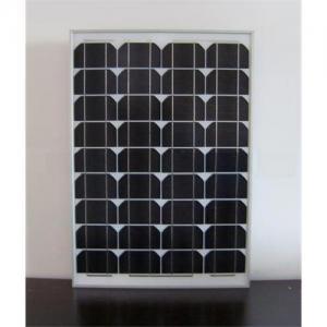 China 50W Mono-crystalline silicon solar panel on sale