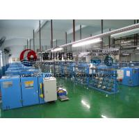 180 Passive / Active Pay Off Copper Cable Twisting Machine Easy Operation Manufactures