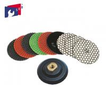 8 Step Diamond Marble Polishing Pads , Premium Granite Polishing Pads Manufactures