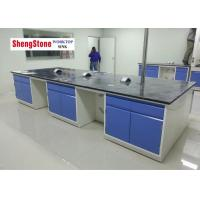 Medical Company Modular Lab Furniture , Scientific Lab Furniture Chemical Resistant Manufactures