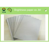 Mixed Pulp Laminated Grey Chipboard Paper Sheets For Calendar Eco Friendly Manufactures