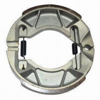 Brake Shoes for Motorcycle, Noiseless and Dust-free Manufactures