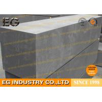 48 HSD Carbon Graphite Block High Purity For Stone Wire Saw Beads 500 PPM Ash Content Manufactures