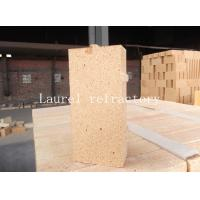 Industry Fire Resistant Chamotte Bricks , fireplace refractory panels Manufactures
