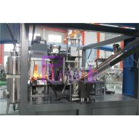 Pneumatic Two Cavity PET Bottle Injection Machine For Juice Processing Line Manufactures