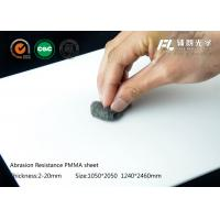 Super Hardness Hard Coated Acrylic Sheet for industrial equipment covers Manufactures