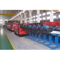 Quality Exploration Drilling Rig , Crawler Drilling Machine For Engineering Prospecting for sale