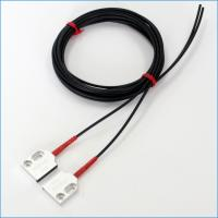 12mm Width Through-beam Area Fiber Optic Sensor Fall Object Counting Switch Manufactures