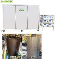 Large Industrial Ultrasonic Cleaner For Oil And Gas Diesel Tank Manufactures