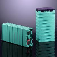 100Ah Large Capacity Lifepo4 Deep Cycle Battery For LED Street Light Use Manufactures