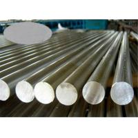China 20Mncr5 SAE 1020 S45C ASTM A36 Hot Rolled Steel Bar , Mlld Zinc Steel Round Rod on sale