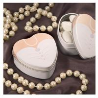 New creative promotion gift product wedding gift candy tin box case Manufactures