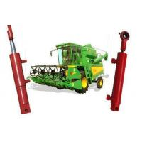 China Double Acting Agricultural Hydraulic Cylinders Harvester Superior Strength on sale