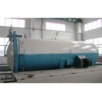 Quality Rubber / Food Chemical Autoclave Φ2.85m With Safety Interlock , Automatic for sale