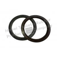 China Standard Rubber Oil Seal NBR Oil Seal Black Color Oil Resistance 30 - 90 Shore Hardness on sale