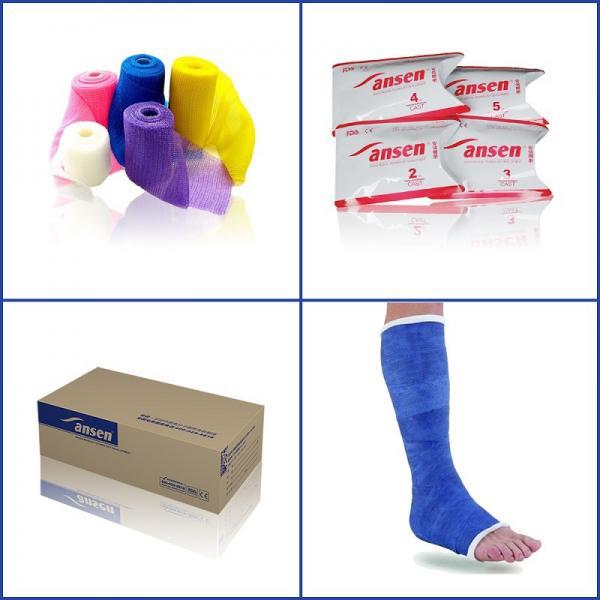 Factory Price CE FDA Approved Orthopedic Fiberglass CastingTape Medical Consumable Supply Wholesale Alibaba Korea Bandage