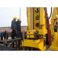 Hydraulic Horizontal CBM Drilling Rig MD-750 With High Torque 34000N·m Manufactures