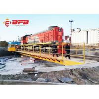 China manufacturers locomotive and railway turntable for freight railroads and transit systems Manufactures