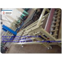 Glazed / PET Film Coated MGO Waves Roof Tile Making Machine Roof Sheet Machine 6mm Thickness Manufactures