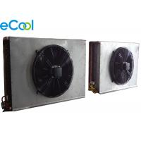 China Food Industry Copper Tube AL Fin Air Cooled Refrigerator Evaporator EIVF140 - 0404 on sale