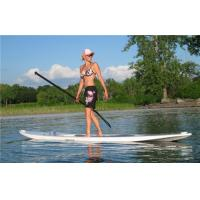 China Customized Blow Up Stand Up Paddle Board , Inflatable Race Sup Eco Friendly on sale