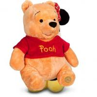 10 inch Winnie The Pooh Stuffed Animals Soft Plush Toys for Children Manufactures