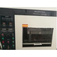 China Plastic Material Tracking Test Apparatus of Fire Resistence Test Instrument Standard GB4207 on sale
