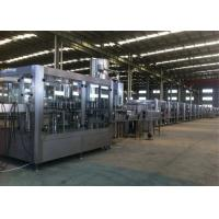 Automated Fruit Juice Beverage Production Line Packaging Conveyor Systems Manufactures