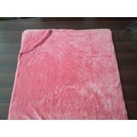 microfiber coral fleece baby hooded towels Manufactures