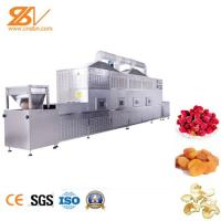 PLC Industrial Microwave Dryer Microwave Drying Sterilization Equipment Manufactures