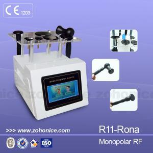 Portable Monopolar RF Beauty Equipment 10mhz For Skin Rejuvenation Manufactures